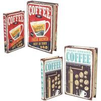 Σπίτι Κουτιά αποθήκευσης Signes Grimalt Σετ Κουτί Βιβλίο Εργασίας 4U Multicolor
