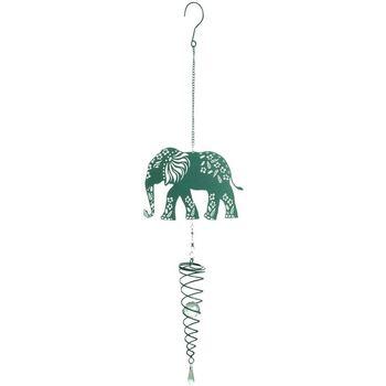 Σπίτι Εορταστικά διακοσμητικά Signes Grimalt Ελέφαντας Μενταγιόν Verde