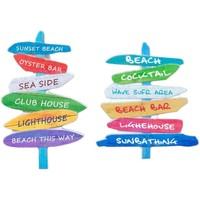 Σπίτι Πίνακες Signes Grimalt Διαφορετικές Μαγνητική 2 Multicolor