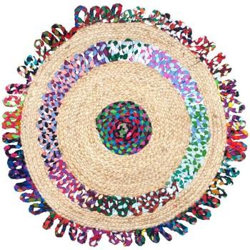 Σπίτι Χαλιά Signes Grimalt Χρώματα Χαλί Γιούτα Multicolor