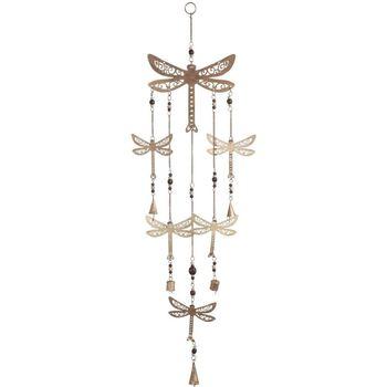 Σπίτι Εορταστικά διακοσμητικά Signes Grimalt Κινητό Dragonfly Beige