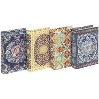Σπίτι Κουτιά αποθήκευσης Signes Grimalt Βιβλίο Περιπτώσεις 4U Mandala Τον Σεπτέμβριο Multicolor