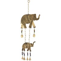 Σπίτι Εορταστικά διακοσμητικά Signes Grimalt Κινητά Ελέφαντα Dorado
