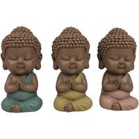 Σπίτι Αγαλματίδια και  Signes Grimalt Σχήμα Monks 3 Σεπ U Multicolor