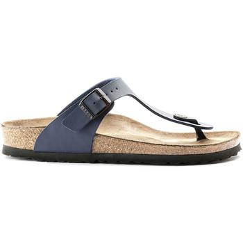 Παπούτσια Άνδρας Σαγιονάρες Birkenstock 143621 Μπλε