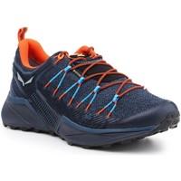 Παπούτσια Άνδρας Πεζοπορίας Salewa MS Dropline GTX 61366-8669 navy , orange, black