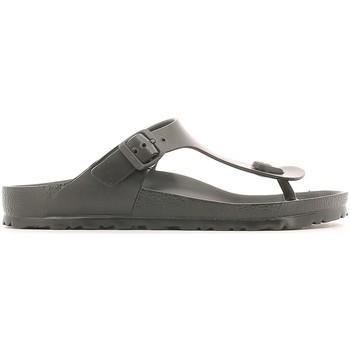 Παπούτσια Άνδρας Σαγιονάρες Birkenstock 128201 Μαύρος