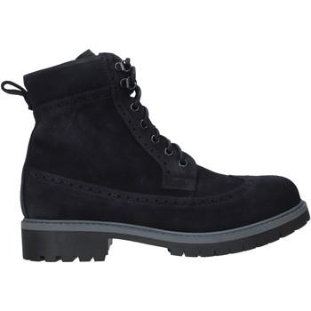 Παπούτσια Άνδρας Μπότες NeroGiardini I001861U Μπλε