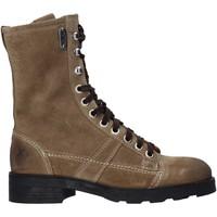 Παπούτσια Γυναίκα Μπότες OXS OXW190201 Μπεζ
