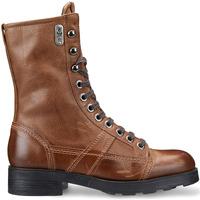 Παπούτσια Γυναίκα Μποτίνια OXS OXS101167 καφέ