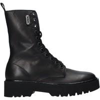 Παπούτσια Γυναίκα Μπότες OXS OXW102000 Μαύρος