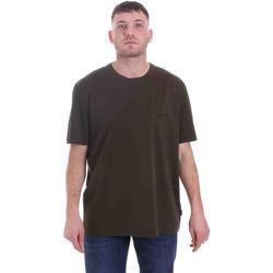 Υφασμάτινα Άνδρας T-shirt με κοντά μανίκια Calvin Klein Jeans K10K105575 Πράσινος