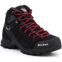 Παπούτσια Γυναίκα Πεζοπορίας Salewa WS Alp Mate Mid WP 61385-0998 black