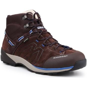 Παπούτσια Άνδρας Πεζοπορίας Garmont Santiago GTX 481240-217 brown