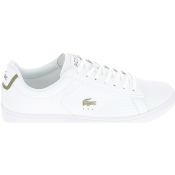 Xαμηλά Sneakers Lacoste Carnaby Blanc Blanc [COMPOSITION_COMPLETE]