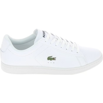 Xαμηλά Sneakers Lacoste Carnaby Blanc Croco Vert [COMPOSITION_COMPLETE]