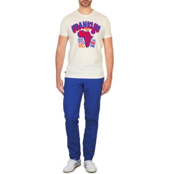 Υφασμάτινα Άνδρας Παντελόνια Chino/Carrot Franklin & Marshall GLADSTONE μπλέ