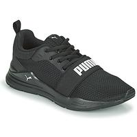 Παπούτσια Αγόρι Χαμηλά Sneakers Puma WIRED JR Black