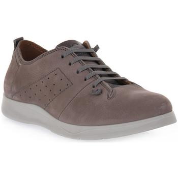 Παπούτσια Άνδρας Derby Grunland GRIGIO MICO Grigio