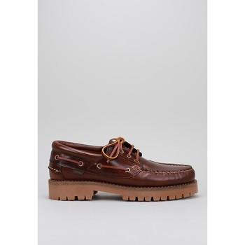 Παπούτσια Άνδρας Boat shoes CallagHan  Brown