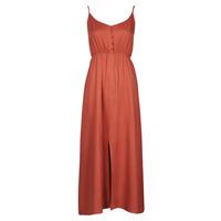 Υφασμάτινα Γυναίκα Μακριά Φορέματα Betty London ONNANA  terracotta