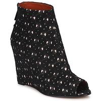 Παπούτσια Γυναίκα Μποτίνια Missoni VM014 Black
