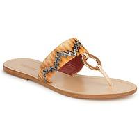 Παπούτσια Γυναίκα Σαγιονάρες Missoni VM048 Orange