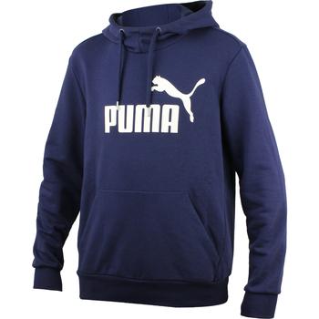 Υφασμάτινα Άνδρας Φούτερ Puma Ess No.1 Tr Μπλε