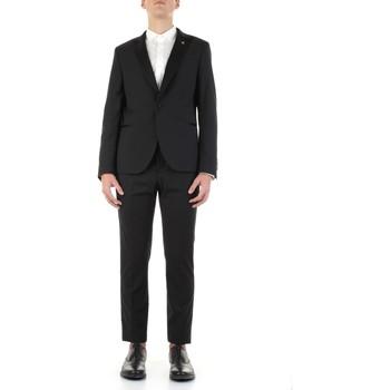 Υφασμάτινα Άνδρας Κοστούμια Manuel Ritz 3030AR3129-210000 Nero