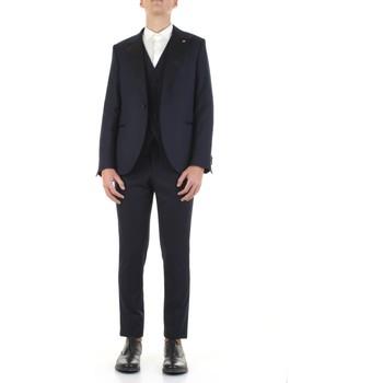 Υφασμάτινα Άνδρας Κοστούμια Manuel Ritz 3030ARW3328-213030 Blu