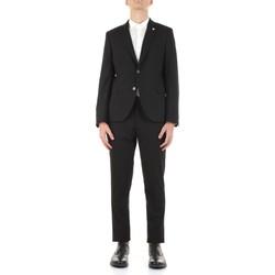 Υφασμάτινα Άνδρας Κοστούμια Manuel Ritz 3032A3109-213044 Nero