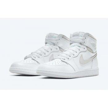 Παπούτσια Ψηλά Sneakers Nike Air Jordan 1 High 85 Neutral Grey White/Neutral Grey
