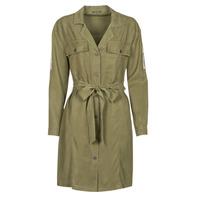 Υφασμάτινα Γυναίκα Κοντά Φορέματα Ikks BS30055 Kaki