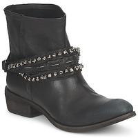 Παπούτσια Γυναίκα Μπότες Strategia GRONI Black