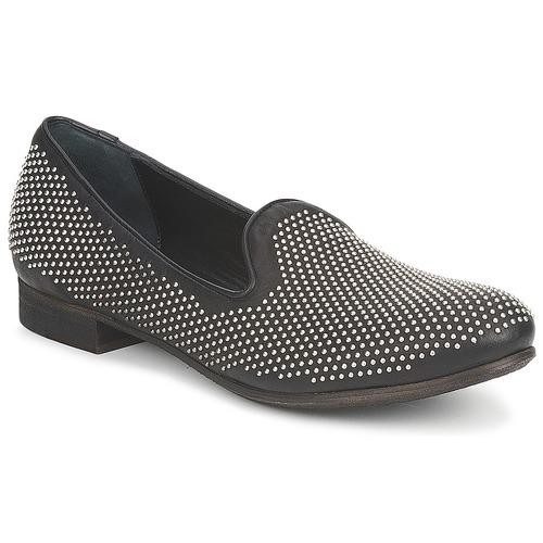 Παπούτσια Γυναίκα Μοκασσίνια Strategia CLOUPI Black