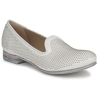 Παπούτσια Γυναίκα Μοκασσίνια Strategia CLOUPI άσπρο
