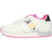 Παπούτσια Κορίτσι Χαμηλά Sneakers Blauer S1LILLI02LEA White
