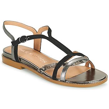 Παπούτσια Γυναίκα Σανδάλια / Πέδιλα Karston SOBIO Black