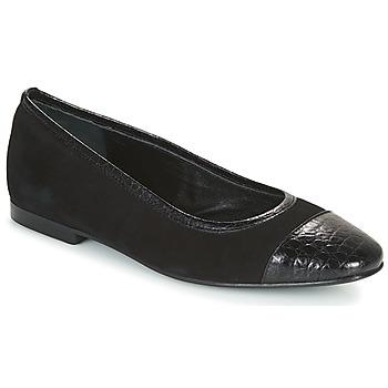 Παπούτσια Γυναίκα Μπαλαρίνες JB Martin SUCCES Black