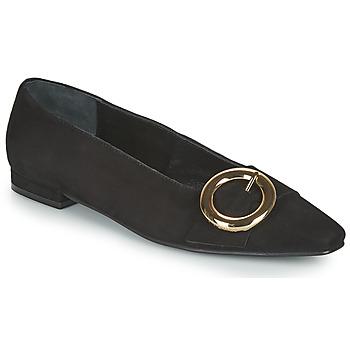 Παπούτσια Γυναίκα Μπαλαρίνες JB Martin SAVOIR Black