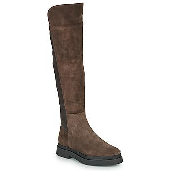 Παπούτσια Γυναίκα Μπότες για την πόλη JB Martin OLYMPE Brown