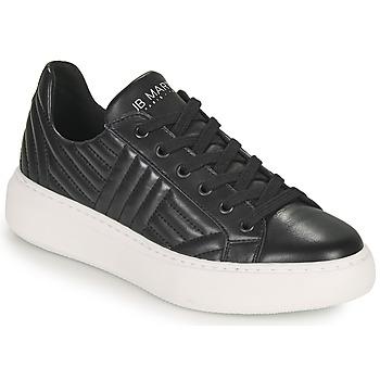 Παπούτσια Γυναίκα Χαμηλά Sneakers JB Martin FIABLE Black