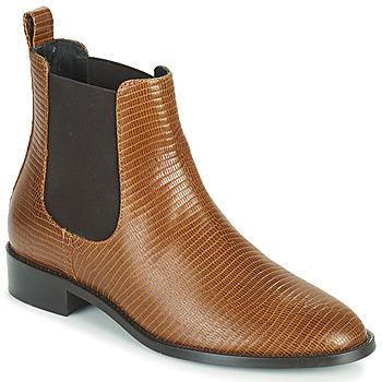 Παπούτσια Γυναίκα Μπότες JB Martin ATTENTIVE Brown