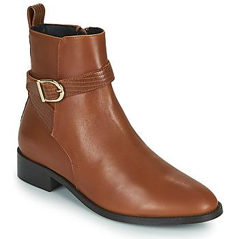 Παπούτσια Γυναίκα Μπότες JB Martin AGREABLE Brown
