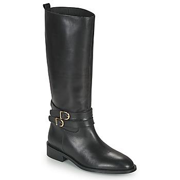Παπούτσια Γυναίκα Μπότες για την πόλη JB Martin AMUSEE Black