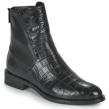 Παπούτσια Γυναίκα Μπότες JB Martin OLIVIA Black