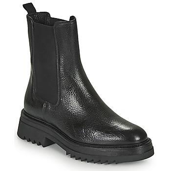 Παπούτσια Γυναίκα Μπότες JB Martin OPTIMISTE Black