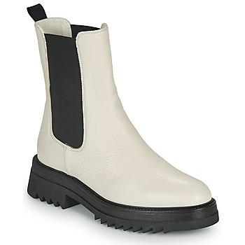 Παπούτσια Γυναίκα Μπότες JB Martin OPTIMISTE Άσπρο