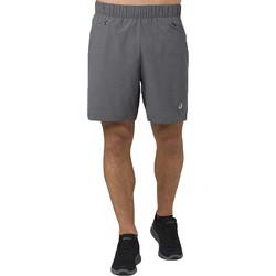 Υφασμάτινα Άνδρας Κοντά παντελόνια Asics 2-N-1 7 in Short Grise