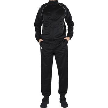Υφασμάτινα Άνδρας Σετ από φόρμες Kappa Ephraim Training Suit Noir